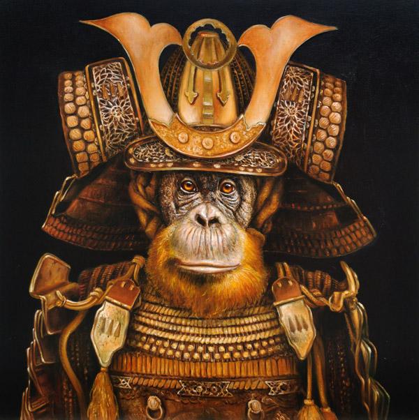 samoura monkey